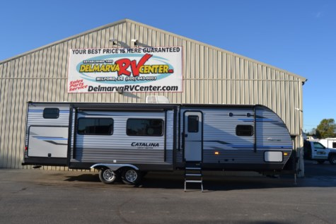2019 Coachmen Catalina Legacy Edition 313DBDSCK