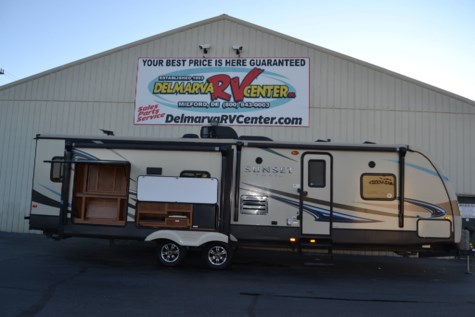2014 CrossRoads Sunset Trail Reserve SF32RL