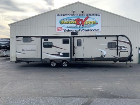 2015 Forest River Wildwood Heritage Glen 300BH