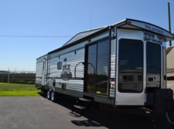 New 2017  Forest River Wildwood DLX 353FLFB by Forest River from Delmarva RV Center in Seaford in Seaford, DE