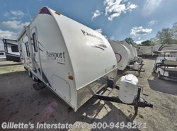 Used 2011  Keystone Passport 245RB by Keystone from Gillette's Interstate RV, Inc. in East Lansing, MI