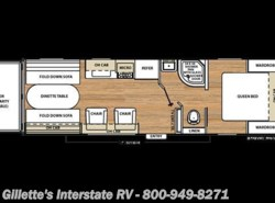New 2018  Coachmen Catalina Trail Blazer 26TH by Coachmen from Gillette's Interstate RV, Inc. in East Lansing, MI