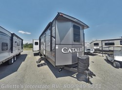 New 2018  Coachmen Catalina Destination 39RLTS by Coachmen from Gillette's Interstate RV, Inc. in East Lansing, MI
