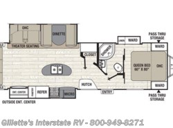 New 2017  Coachmen Freedom Express Liberty Edition 322RLDS by Coachmen from Gillette's RV in East Lansing, MI