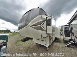 New 2018  Jayco North Point 377RLBH by Jayco from Gillette's RV in East Lansing, MI