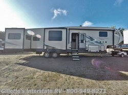 New 2018  Coachmen Chaparral 381RD by Coachmen from Gillette's RV in East Lansing, MI