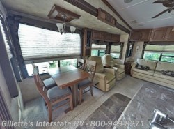 Used 2012  Keystone Alpine 3600RS by Keystone from Gillette's Interstate RV, Inc. in East Lansing, MI