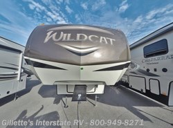 New 2018  Forest River Wildcat 30GT by Forest River from Gillette's Interstate RV, Inc. in East Lansing, MI