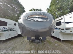 Used 2014  Forest River Sandpiper 35ROK by Forest River from Gillette's RV in East Lansing, MI