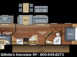 New 2018  Jayco White Hawk 31BH by Jayco from Gillette's RV in East Lansing, MI