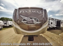 New 2019 Jayco Pinnacle 38REFS available in East Lansing, Michigan