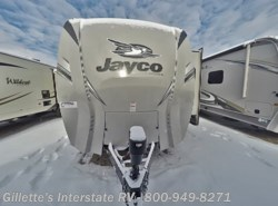 New 2018 Jayco Eagle 338RETS available in East Lansing, Michigan