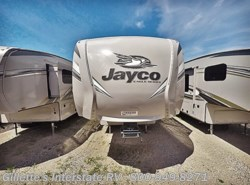 New 2018 Jayco Eagle 355MBQS available in East Lansing, Michigan
