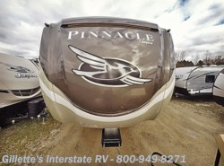 New 2019 Jayco Pinnacle 36FBTS available in East Lansing, Michigan