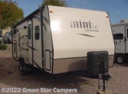 New 2016 Forest River Rockwood Mini Lite 2505S Bunkbeds available in Rapid City, South Dakota
