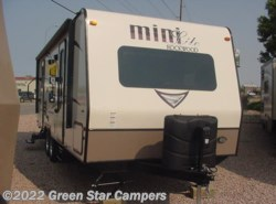 New 2017  Forest River Rockwood Mini Lite 2502KS Front Bed Kitchen Slide by Forest River from Green Star Campers in Rapid City, SD