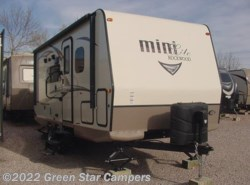 New 2017  Forest River Rockwood Mini Lite 2104S Front Murphy Bed/wSofa by Forest River from Green Star Campers in Rapid City, SD