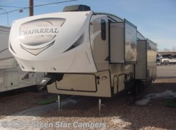 New 2017  Coachmen Chaparral Lite 30RLS Rear Living Room by Coachmen from Green Star Campers in Rapid City, SD