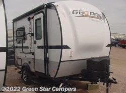 New 2018  Forest River Rockwood Geo Pro 14FK Front Kitchen by Forest River from Green Star Campers in Rapid City, SD
