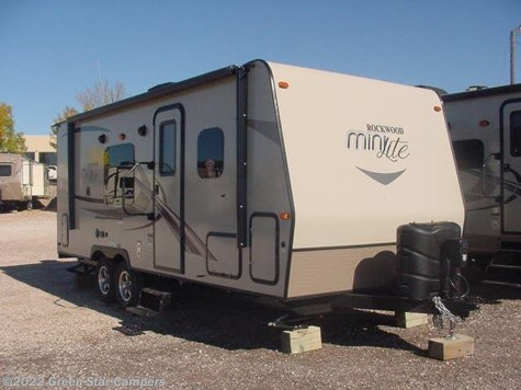 2019 Forest River Rockwood Mini Lite 2304KS Kitchen Slide