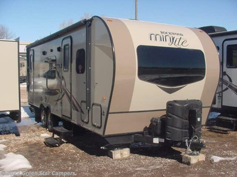 2018 Forest River Rockwood Mini Lite 2503S