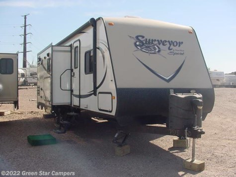 2014 Forest River Surveyor Sport SP285RBDS