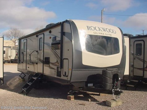 2019 Forest River Rockwood Ultra Lite 2608BS Front Kitchen
