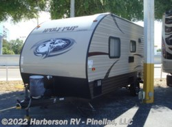 Used 2017  Forest River Wolf Pup 16FQ by Forest River from Harberson RV - Pinellas, LLC in Clearwater, FL