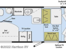 New 2017  Winnebago Trend 23L by Winnebago from Harrison RV in Jefferson, IA