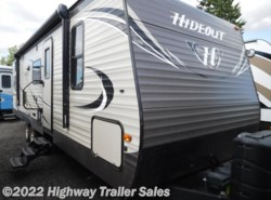 Used 2016  Keystone Hideout 26BHSWE by Keystone from Highway Trailer Sales in Salem, OR