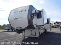 New 2017  Keystone Montana 3160RL by Keystone from Highway Trailer Sales in Salem, OR