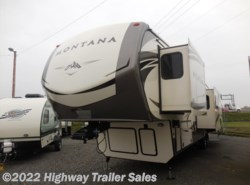 New 2017  Keystone Montana 3950BR by Keystone from Highway Trailer Sales in Salem, OR