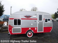 New 2018  Riverside RV White Water Retro 166 by Riverside RV from Highway Trailer Sales in Salem, OR