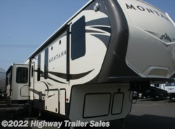 New 2018  Keystone Montana 3950BR by Keystone from Highway Trailer Sales in Salem, OR