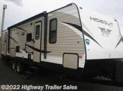 New 2018  Keystone Hideout 28BHSWE by Keystone from Highway Trailer Sales in Salem, OR