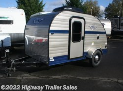 New 2018  Riverside RV Retro 509 by Riverside RV from Highway Trailer Sales in Salem, OR