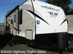 New 2019  Keystone Hideout 26LHSWE by Keystone from Highway Trailer Sales in Salem, OR