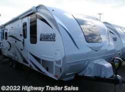 New 2019  Lance TT 2375 by Lance from Highway Trailer Sales in Salem, OR