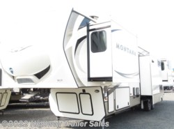 New 2019 Keystone Montana 3790RD available in Salem, Oregon