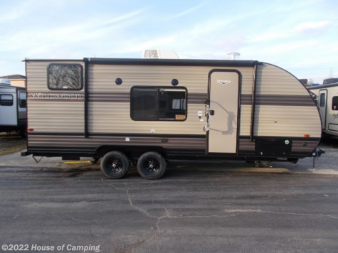 2019 Forest River Wildwood X-Lite 190DBXL