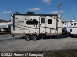 Used 2017  Forest River Rockwood Mini Lite 2104S by Forest River from House of Camping in Bridgeview, IL