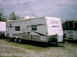 Used 2008  CrossRoads Zinger ZT25RK by CrossRoads from House of Camping in Bridgeview, IL