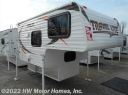 New 2017  Travel Lite Truck Campers 610 RSL - Fits Mini Truck by Travel Lite from HW Motor Homes, Inc. in Canton, MI