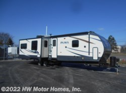 New 2018  Palomino Puma 31RLQS by Palomino from HW Motor Homes, Inc. in Canton, MI