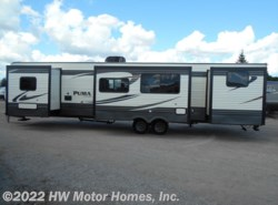 New 2017  Palomino Puma 39 PQB -  Four Slides by Palomino from HW Motor Homes, Inc. in Canton, MI