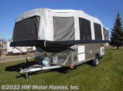 New 2018  Livin' Lite Quicksilver 14 XLP by Livin' Lite from HW Motor Homes, Inc. in Canton, MI