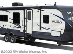 New 2018  Palomino Puma 29QBSS by Palomino from HW Motor Homes, Inc. in Canton, MI