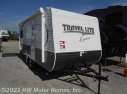 New 2017  Travel Lite Express E 19 QBH by Travel Lite from HW Motor Homes, Inc. in Canton, MI