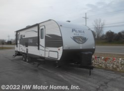 New 2016  Palomino Puma 26 RLSC by Palomino from HW Motor Homes, Inc. in Canton, MI