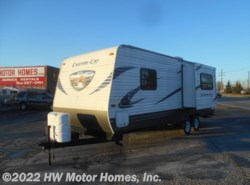 Used 2014  Palomino Canyon Cat 25RKC by Palomino from HW Motor Homes, Inc. in Canton, MI